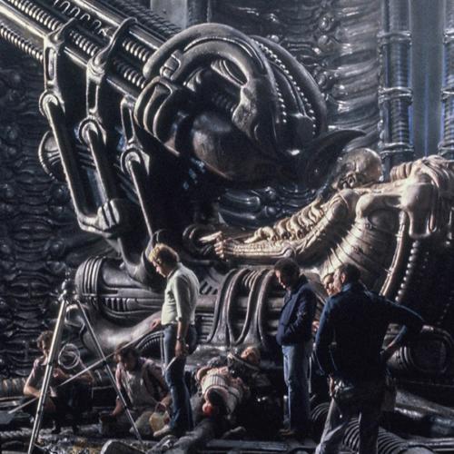 Inside The Derelict: Space Jockey