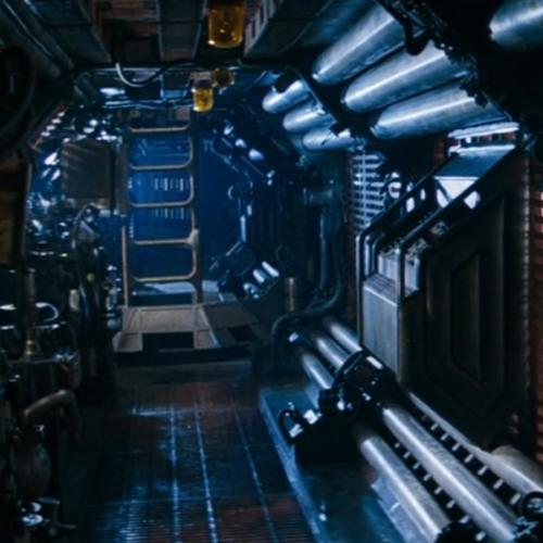 Corridors of the Nostromo